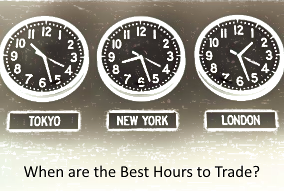 Best hours to trade forex