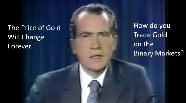 How to trade gold options