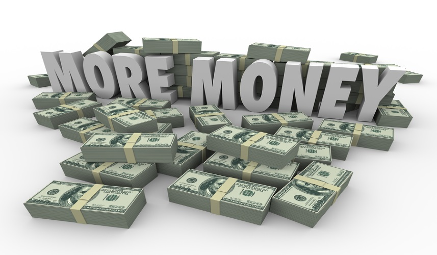 Big Payouts Help